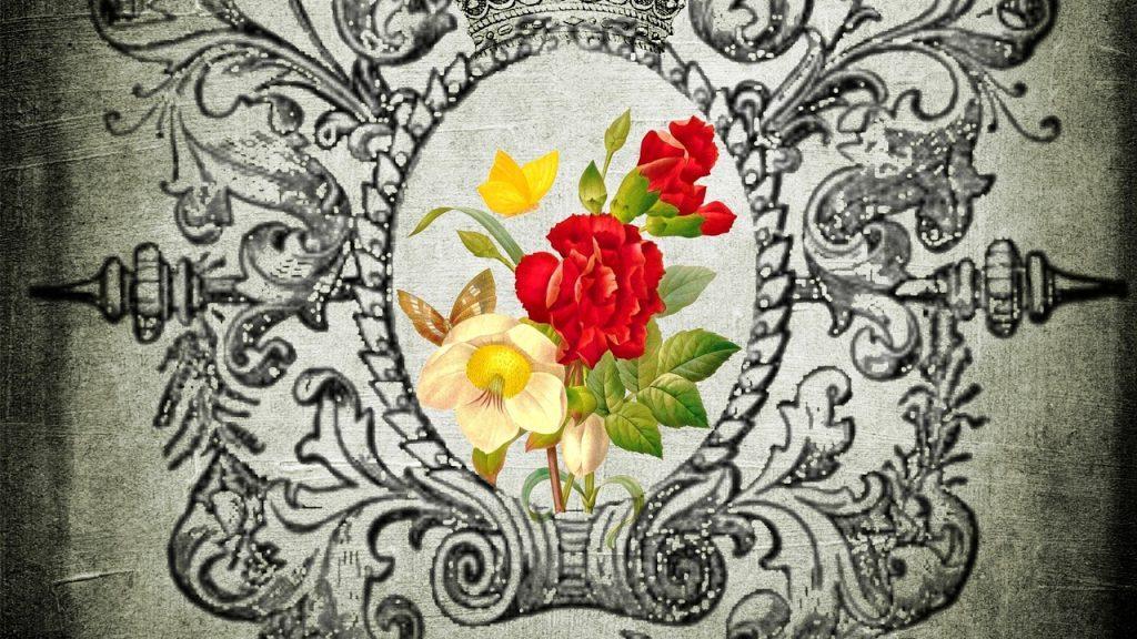 Couronne Noire & Rose Noire