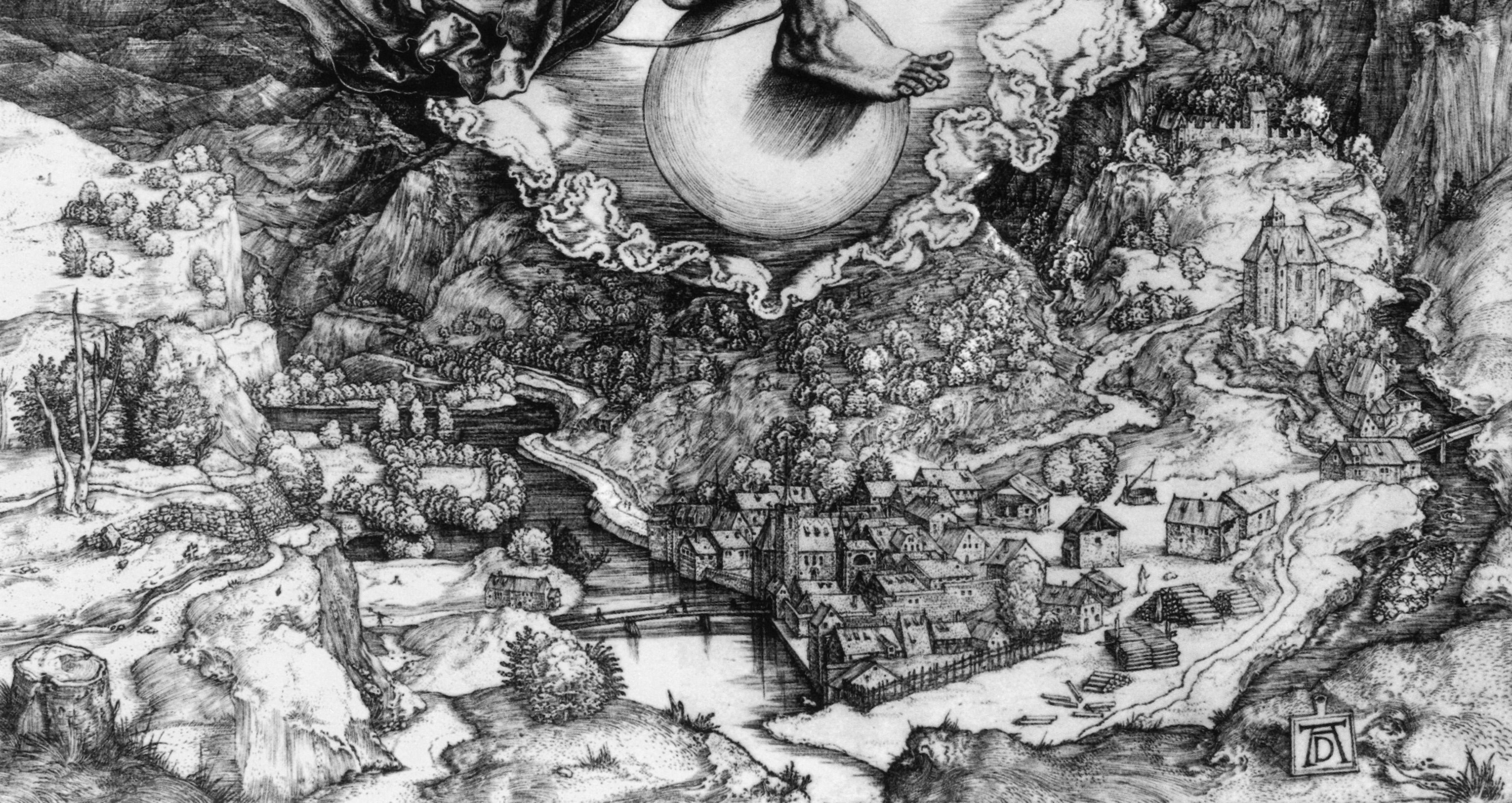 Nemesis Dürer ostyrol - La conjuration de Némésis