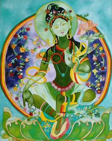 La Tara Verte 2
