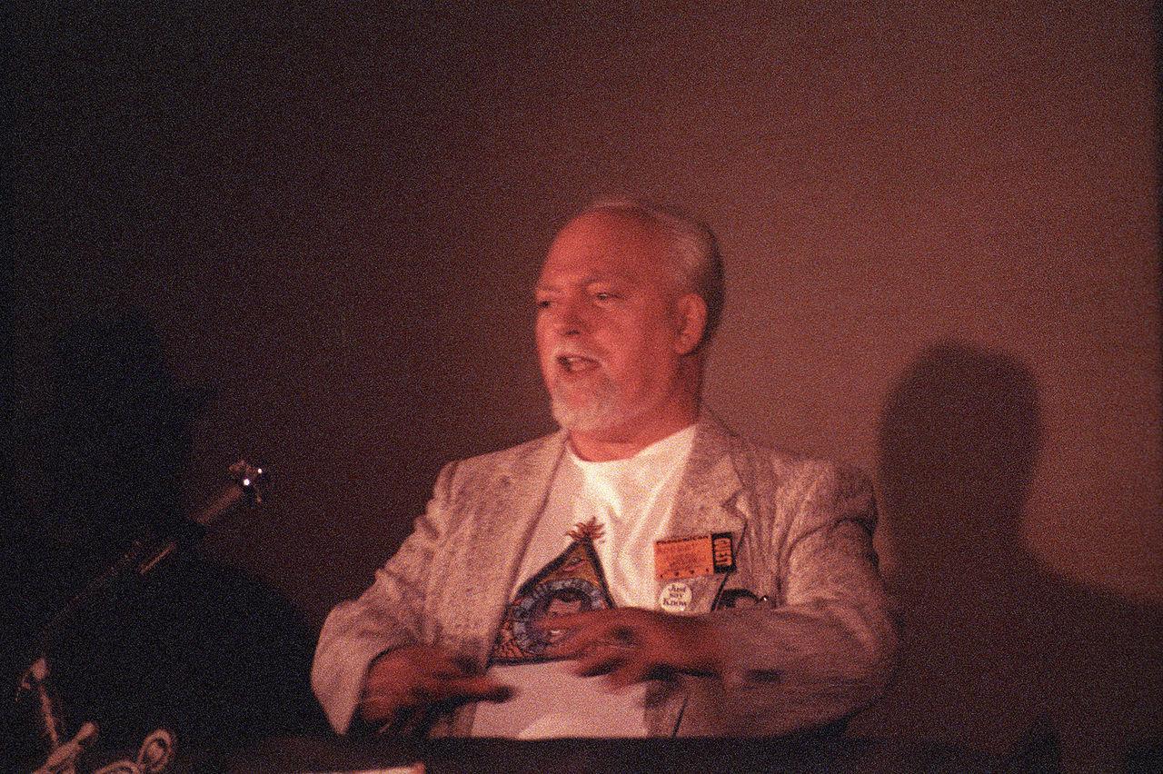 Biographie de Robert Anton Wilson