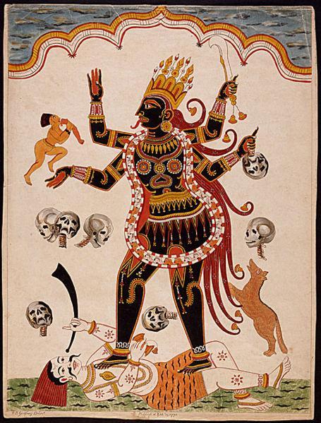 Kali Devi - Kâli