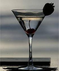 cocktail - Étiquette de l'Occulture