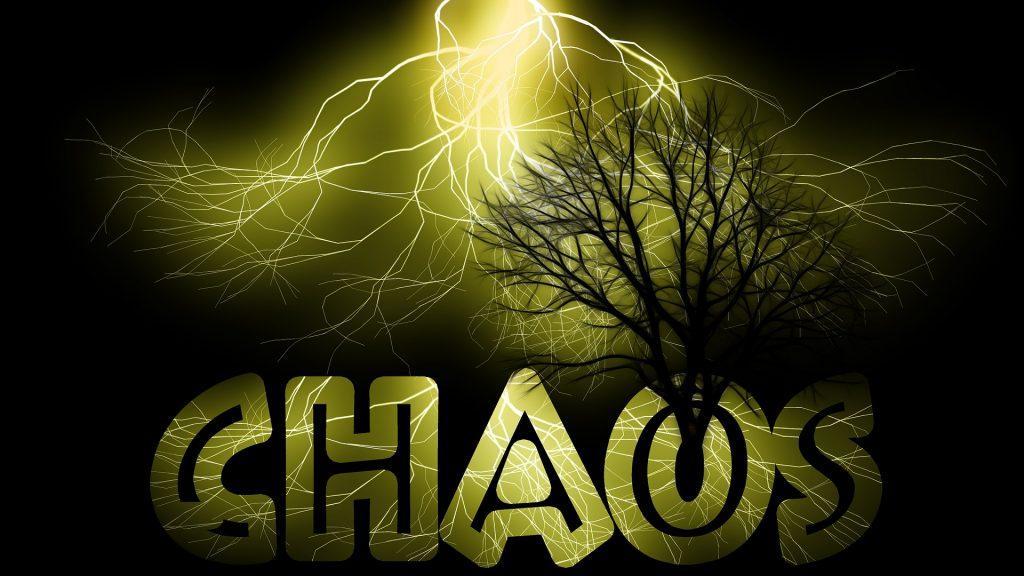 Le Dieu du Chaos