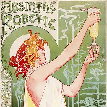 Absinthe - Un message dans une bouteille : l'Absinthe