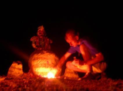 Arunachala10 - Initiation sur la montagne sacrée d'Arunachala [3eme partie]