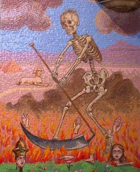 tarotAssan01 - Le Magicien est un Anarchiste Spiritualiste [1ere partie]