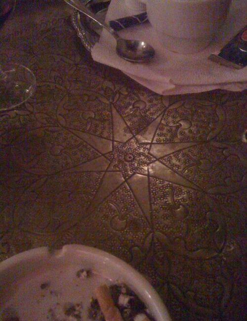 Chaos de Table
