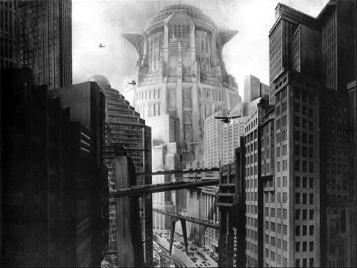 Metropolis - Racaille