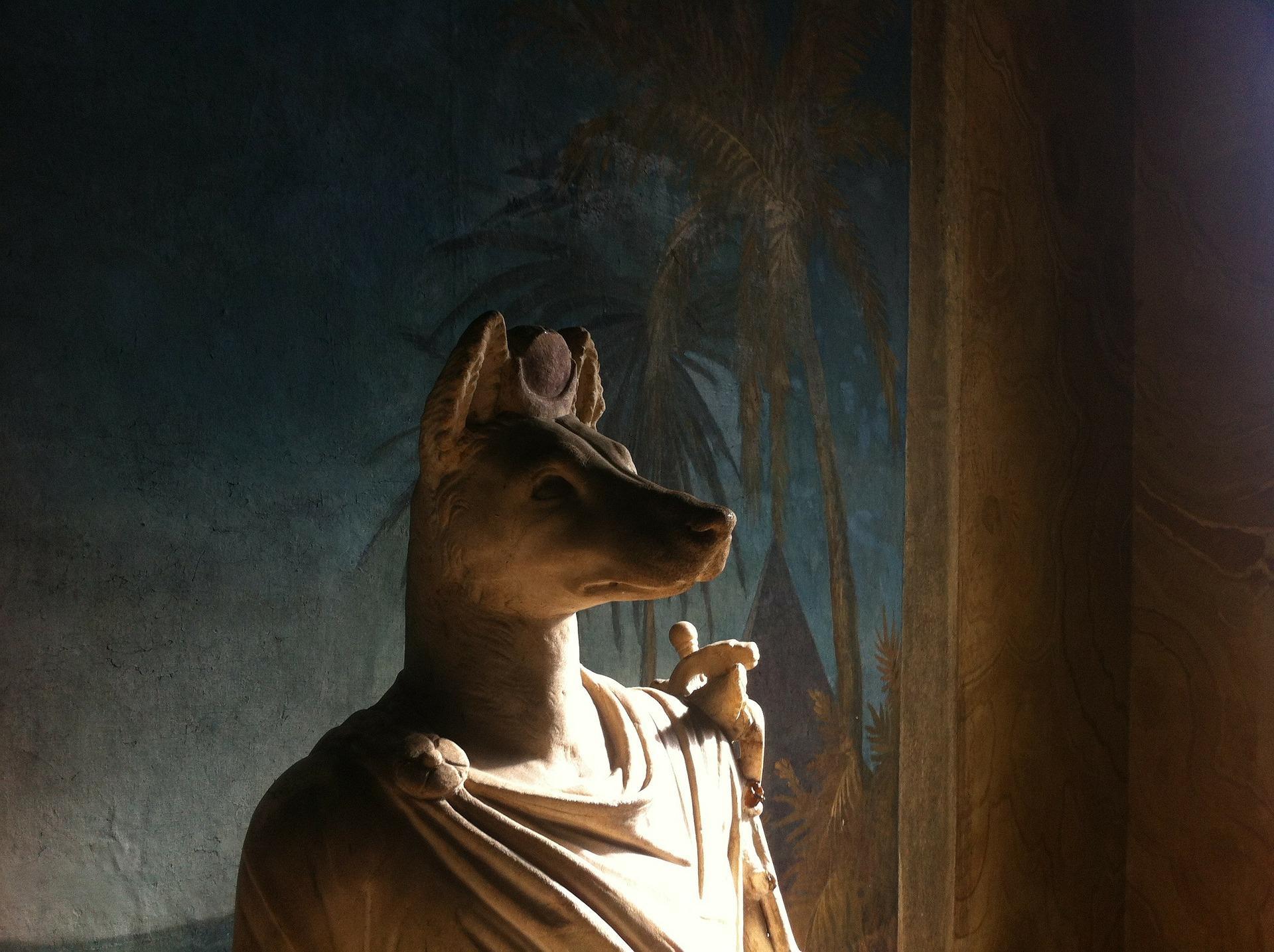Le Liber 369 ou Livre d'Anubis
