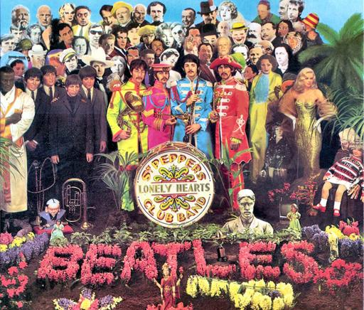 sgt_pepper01 Beatles & Aleister Crowley