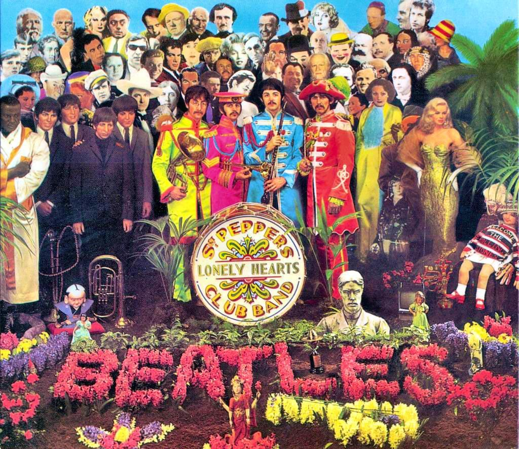 L'Album « Sergent Pepper » des Beatles & Aleister Crowley