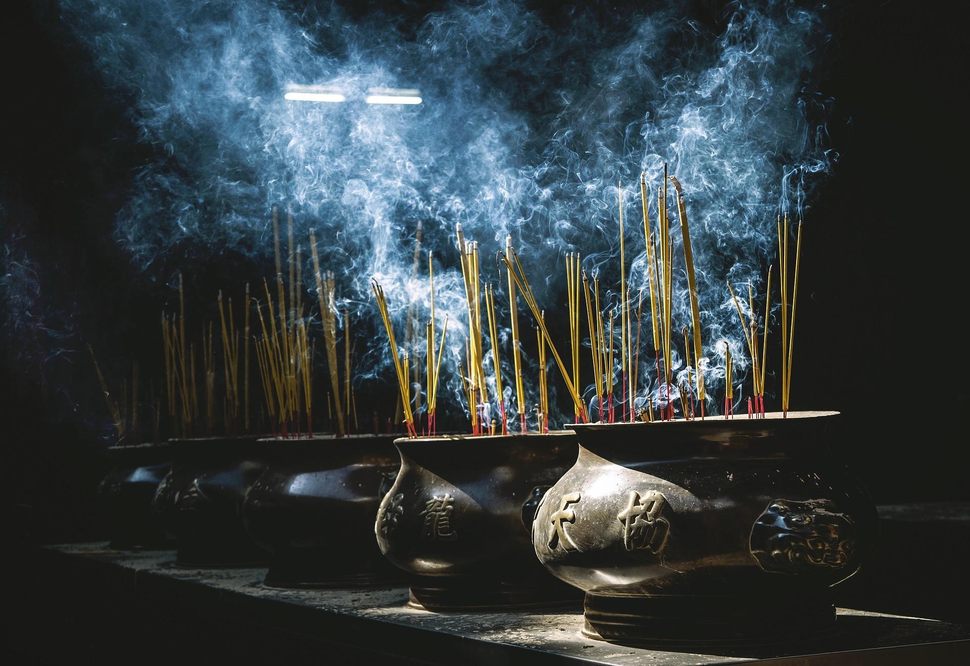 incense 1285138 1920 1 - Ray Sherwin