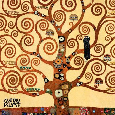 Klimt the tree of life - Aleister Crowley et l'Arbre de Vie