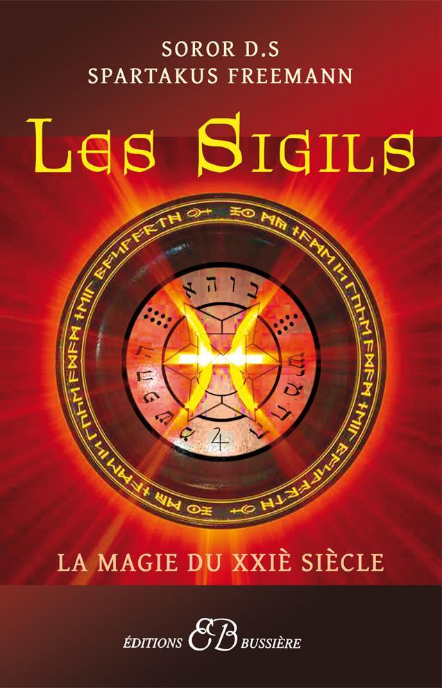Sigil couv - Les Sigils, la magie du XXIème siècle