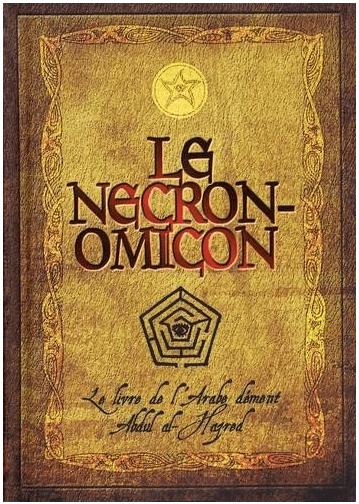 Necronomicon03 - La vraie histoire des faux Nécronomicon [1]