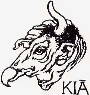 Spare kia - Austin Osman Spare : Ch+aos