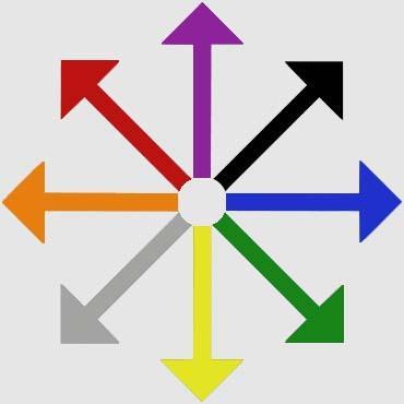 chaostar colors - Les huit couleurs de la magie [1]