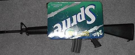 Armes dissimulées 5
