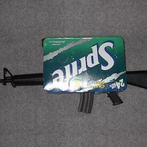 Armes dissimulées