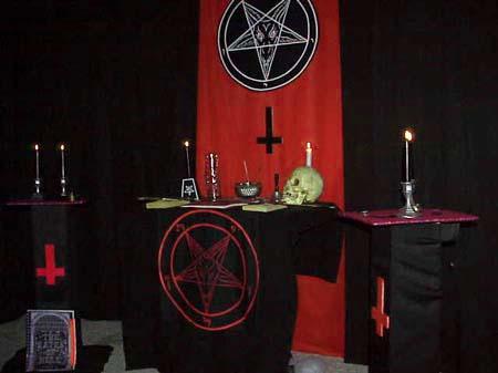 autel01 - L'Église de Satan [2]