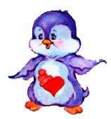 pingouin018ece6f5st6 - Les Bisounours