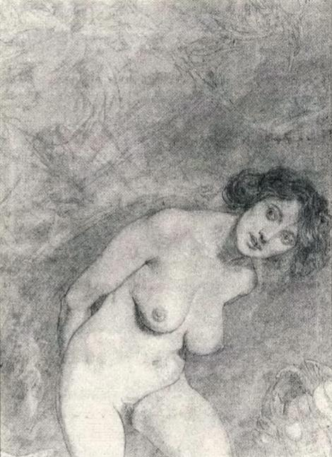 The stuff that dreams are made of - Austin Osman Spare : Détour dans un bois solitaire