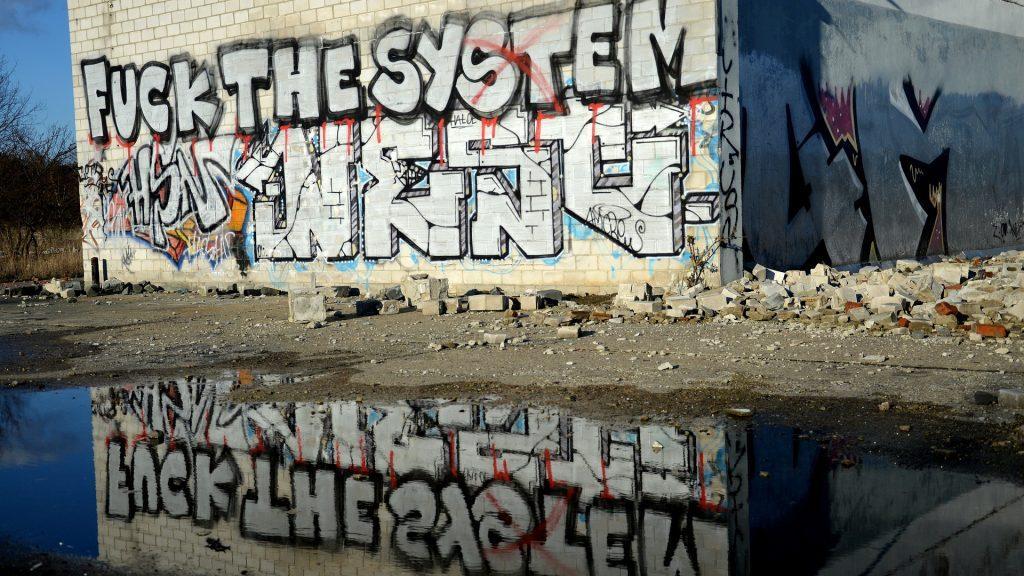 graffiti 1303650 1920 1024x576 - Occupons Wall Street, acte deux