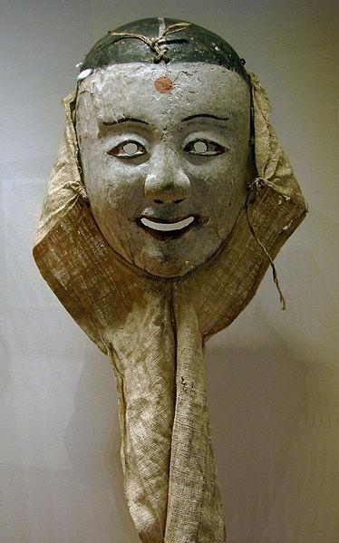 374px Masque Corée Musée Guimet 70608 2 - L'Imagination