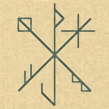 6 Runes liees - Talismans & Sigils