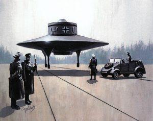Les soucoupes volantes nazies01 300x237 - Les soucoupes volantes nazies