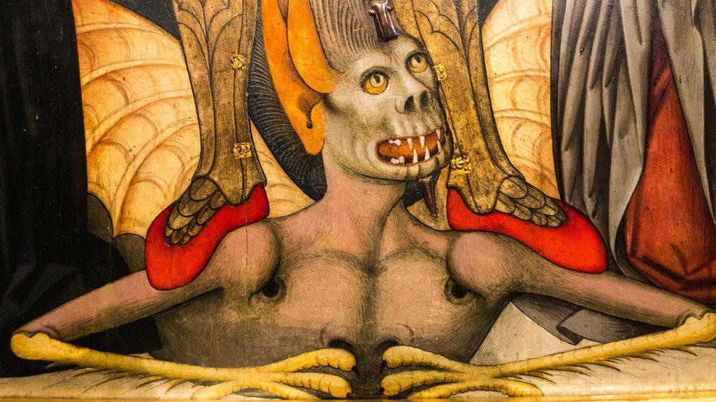 Croisades antisatanistes : l'Enfer du décor