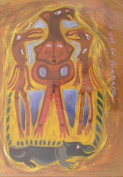 Le vol du chamane - Paganisme