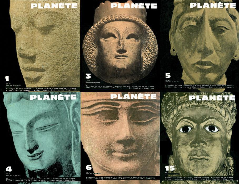 La revue Planète