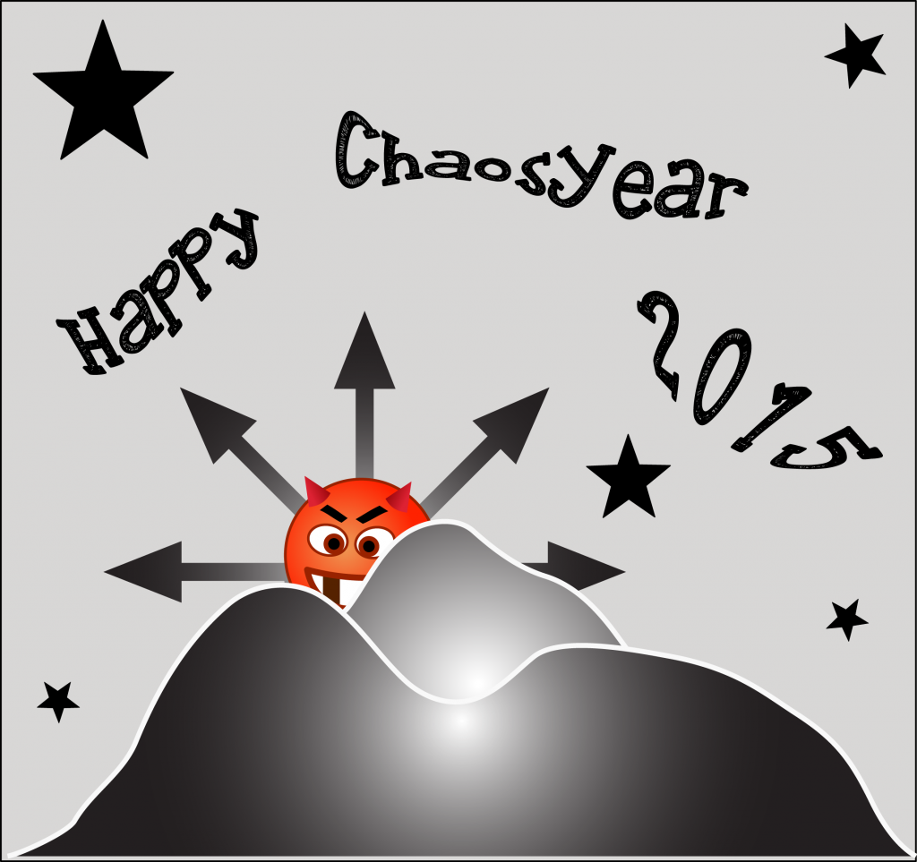 Happy ChaosYear !