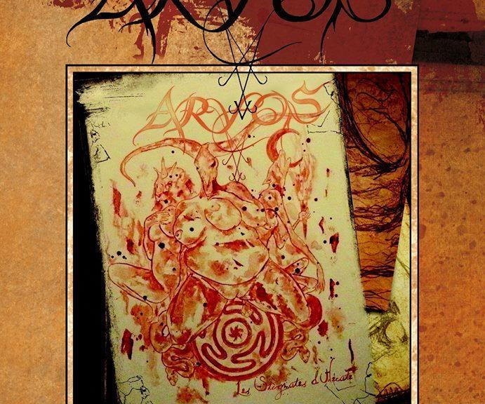 Aryos, Les stigmates d'Hécate | KAosphOruS WebZine Chaote