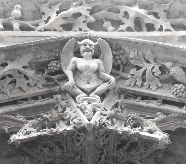 3Chap09 03 - Le Baphomet, Figure de l'ésotérisme templier