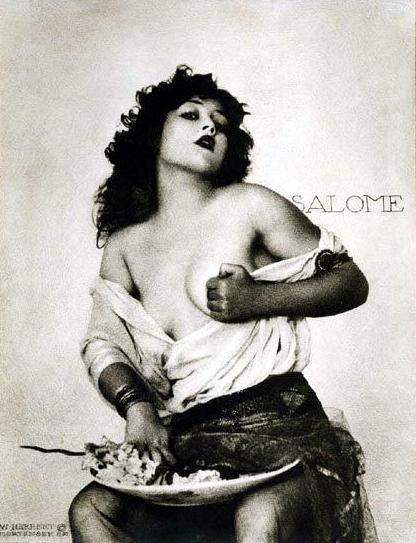 salome - Et maintenant… Regardez !